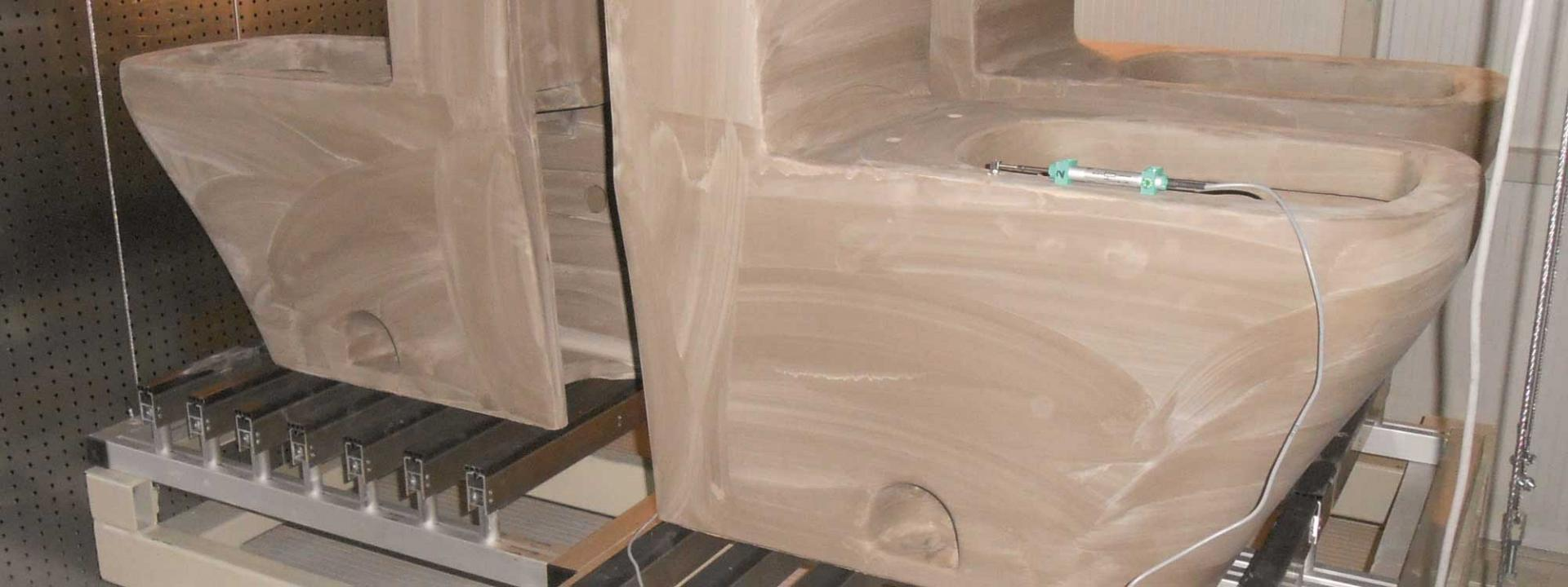 Thanks to the acquired know-how, Marcheluzzo Ceramics is today capable to offer solutions in various industrial fields