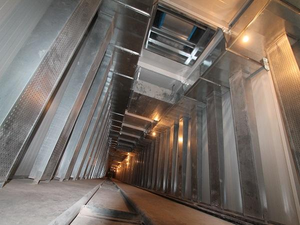 Tunnel Dryers