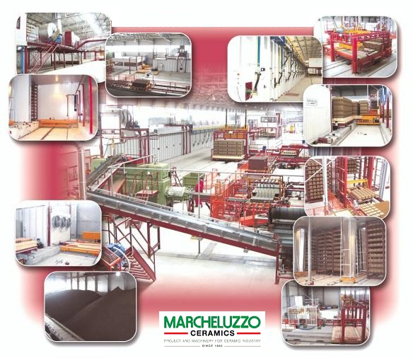 COMPLETE PLANT FOR WALL BLOCKS AND HOLLOW BRICKS