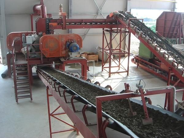 Clay Production line
