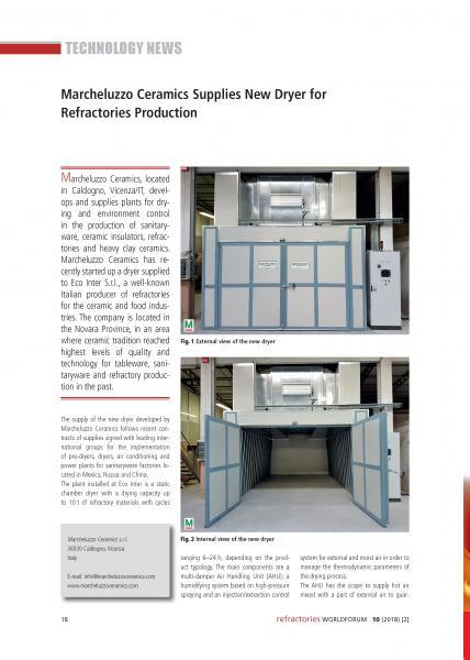 Article Refractory Magazine